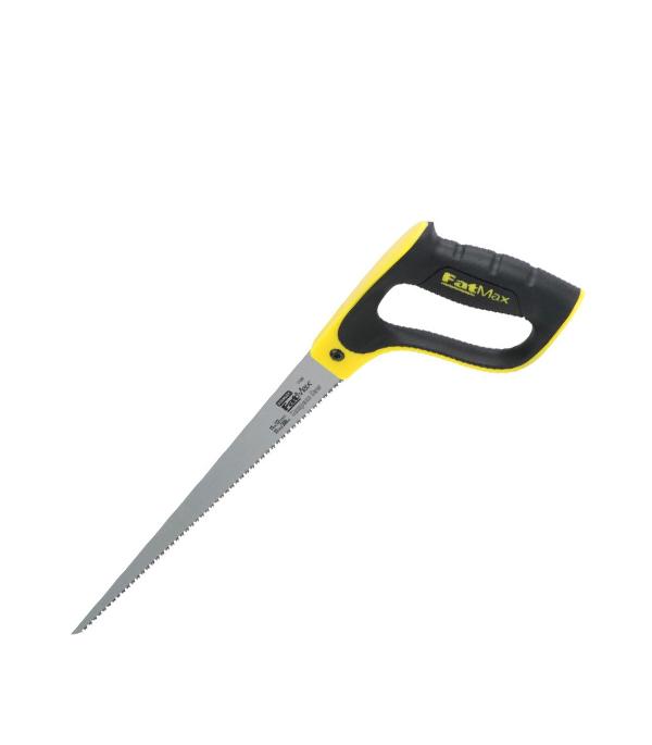 Ножовка по дереву Stanley 300 мм мелкий зуб ножовка по металлу stanley 300 мм мелкий зуб