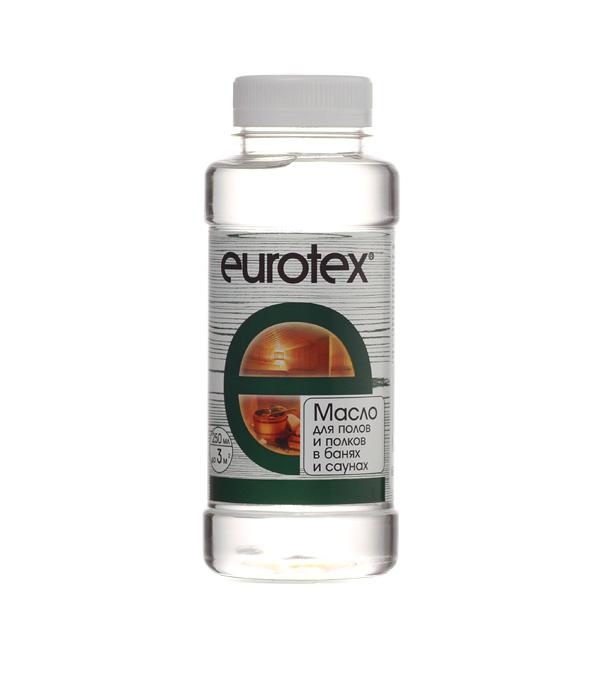 Масло для защиты полка Eurotex 0.25 л