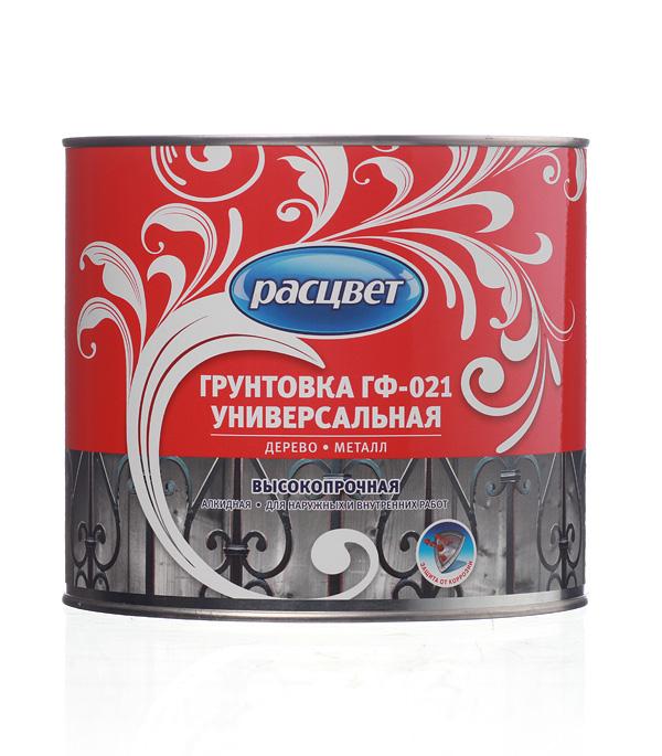 где купить Грунт ГФ-021 красно-коричневый Расцвет Empils 2,2 кг по лучшей цене