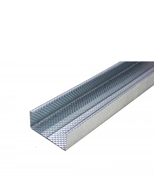 Профиль потолочный Gyproc Ультра 60х27 мм 3 м 0.50 мм профиль потолочный 60х27 мм 3 м 0 4 мм