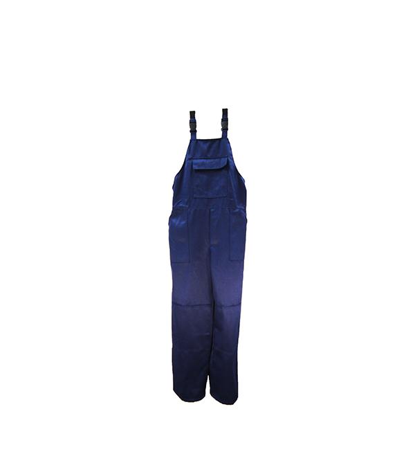 Полукомбинезон Мастер темно-синий размер 56-58 (112-116) рост 182-188