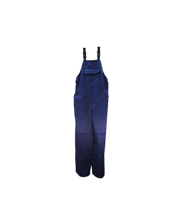 Полукомбинезон Мастер темно-синий размер 48-50 (96-100) рост 182-188 костюм авангард спецодежда турист камыш р 96 100 рост 182 188 502194