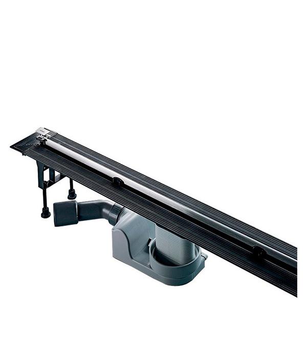 Трап для душевых и ванных комнат VIEGA Advantix Vario с решеткой 300-1200 мм хром глянцевый решётка viega 589486
