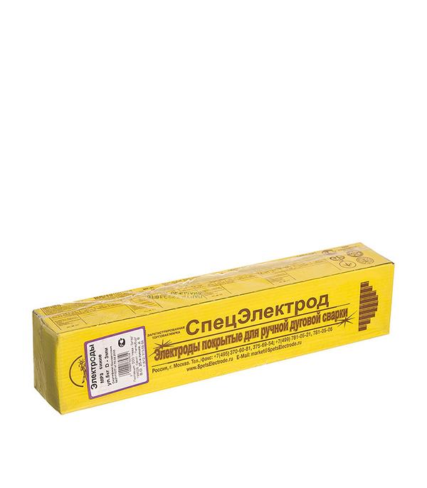 цены ЭлектродыСпецэлектродМР-3синие3 мм5кг