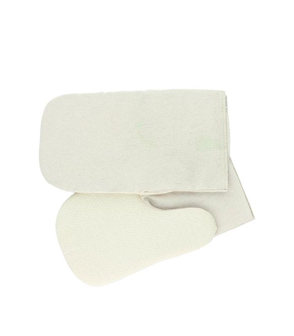Хлопчатобумажные рукавицы антивибрационные с ПВХ покрытием