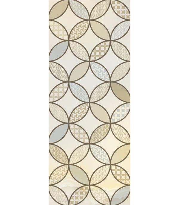 Плитка декор панно 500х200х9,5 Дежавю 32 круги декор керамин органза 5д 27 5x40 2