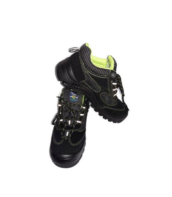 Кроссовки замшевые (композитный защитный носок) размер 44