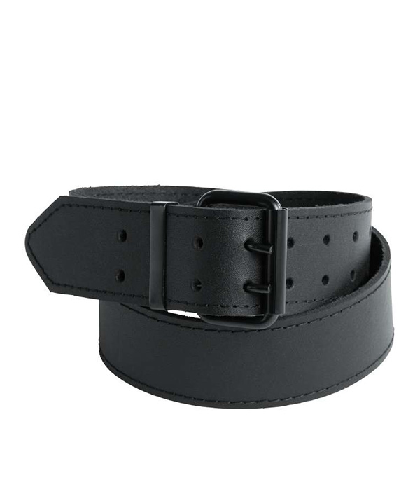 Купить Ремень для брюк KWB черный кожа, Черный