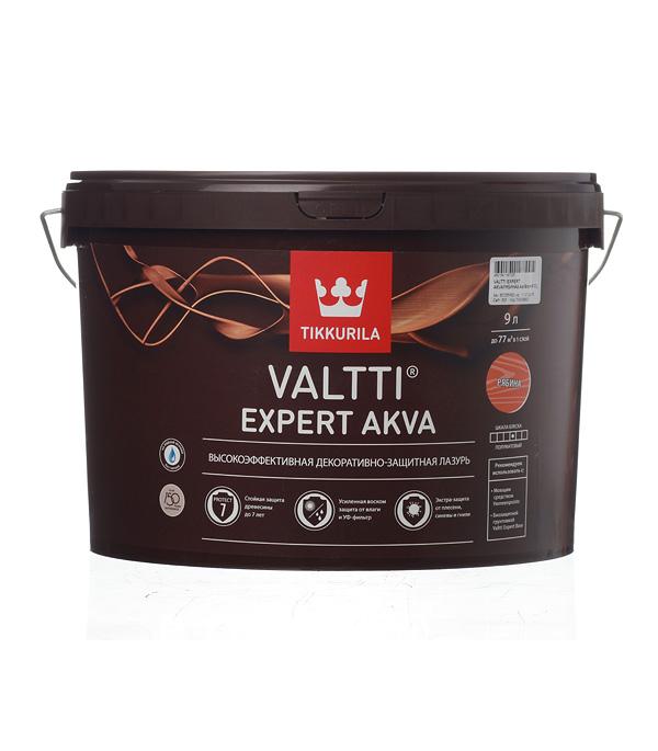 Купить Антисептик Valtti Expert Akva рябина Тиккурила 9 л, Tikkurila, Рябина
