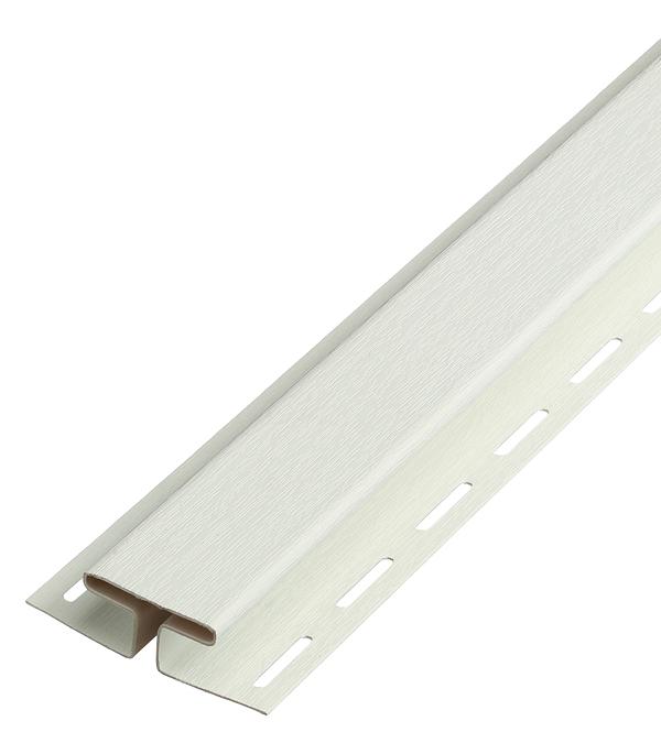 Н-профиль соединительный Vinyl-On 3050 мм белый профиль д панелей пвх соединительный 3м белый