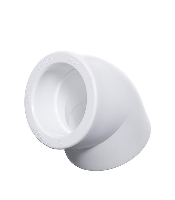 Угол полипропиленовый РТП 50 мм 45° угол полипропиленовый ртп 32х1 нр