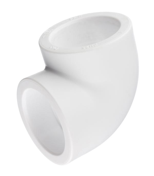Угол полипропиленовый РТП 63 мм 90° угол полипропиленовый ртп 25х1 2 нр