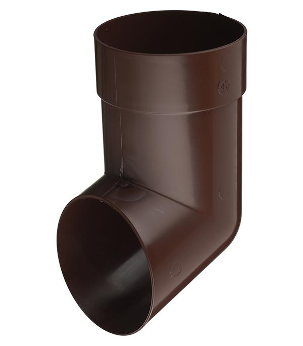 все цены на Колено стока пластиковое Vinyl-On d90 мм коричневое (кофе) онлайн