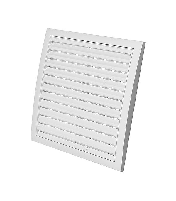 Вентиляционная решетка пластиковая Эра 250х250 мм регулируемая