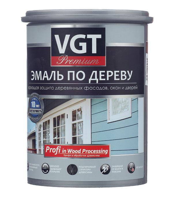 Эмаль акриловая по дереву VGT Профи шоколадная 1 кг стоимость