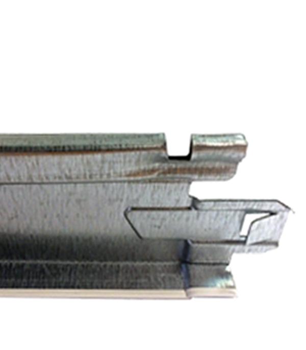 Купить Профиль к подвесному потолку T-24 Chicago Metallic 1, 2 м, Сталь