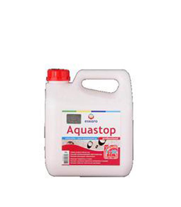 Грунт концентрат Eskaro Aquastop Professional 3 л картрайт п кирпичная кладка уроки мастера