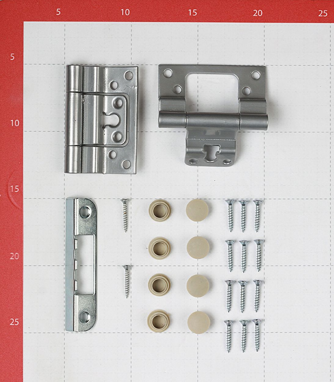 Коробка дверная VellDoris TREND, SMART экошпон капучино 38х80х2042 мм (959х2042 мм) (2,5 шт.)