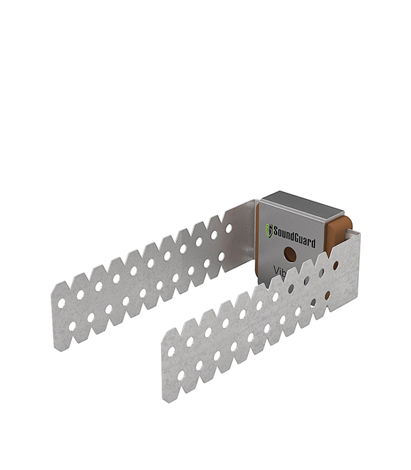 цена на Подвес прямой SoundGuard 60х27 антивибрационный Vibro M 0,9 мм