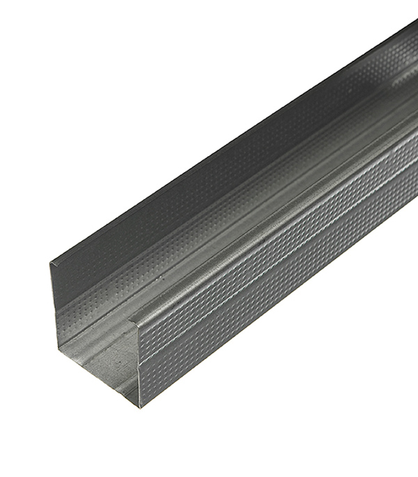 цена на Профиль стоечный Стандарт 50х50 мм 3 м 0.50 мм