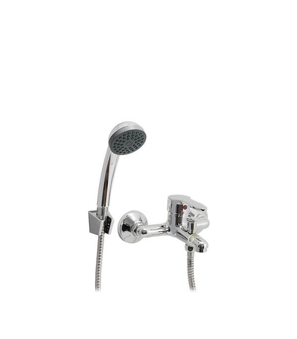 Смеситель для ванны и душа JUGUNI PEGAS 10466 с коротким изливом однорычажный с лейкой смеситель juguni jgn0422 0402 731