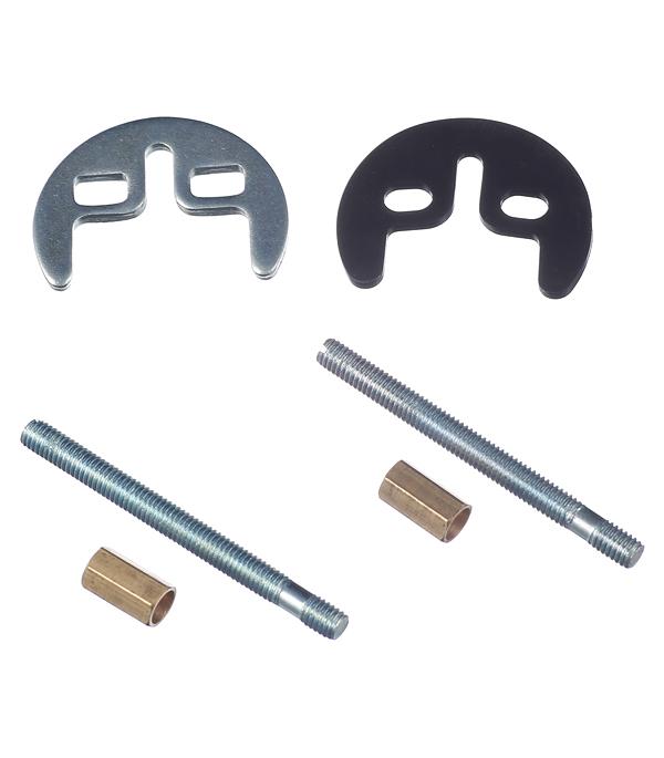 Набор для крепления смесителя двушточный (упак.) single rod double acting pneumatic cylinder cdj2b16 80