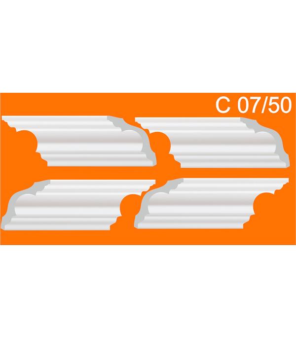 Фото - Уголки универсальные из пенополистирола С 07/50 Solid (упаковка 4 комп.) стикеры для стен new dollarine 4 50
