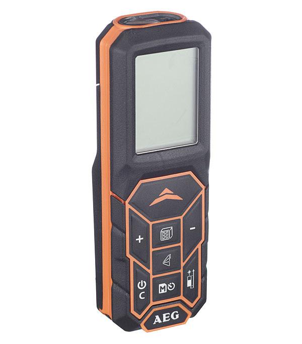 Дальномер лазерный AEG LMG50 50 м дальномер bosch plr 50 c 50 м 603672220