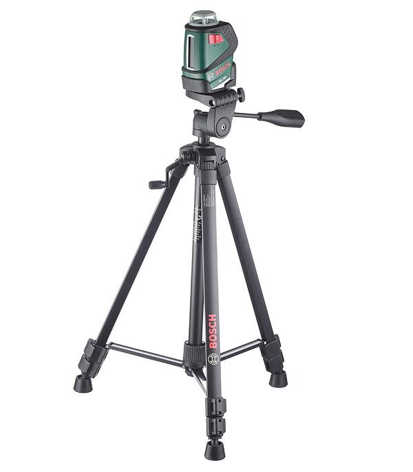 Нивелир лазерный Bosch PLL 360 Set с штативом уровень нивелир лазерный pll 360 set – штатив 20 м bosch