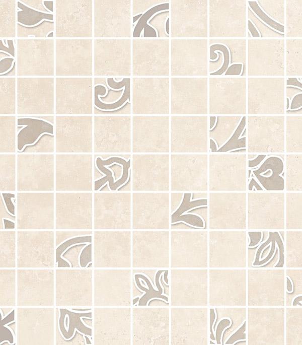 Плитка декор Cersanit Versal бежевая 300x300x8,5 мм