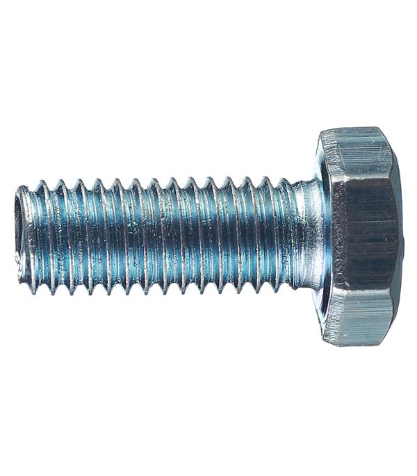 Болты оцинкованные М8х20 мм DIN 933 (50 шт)