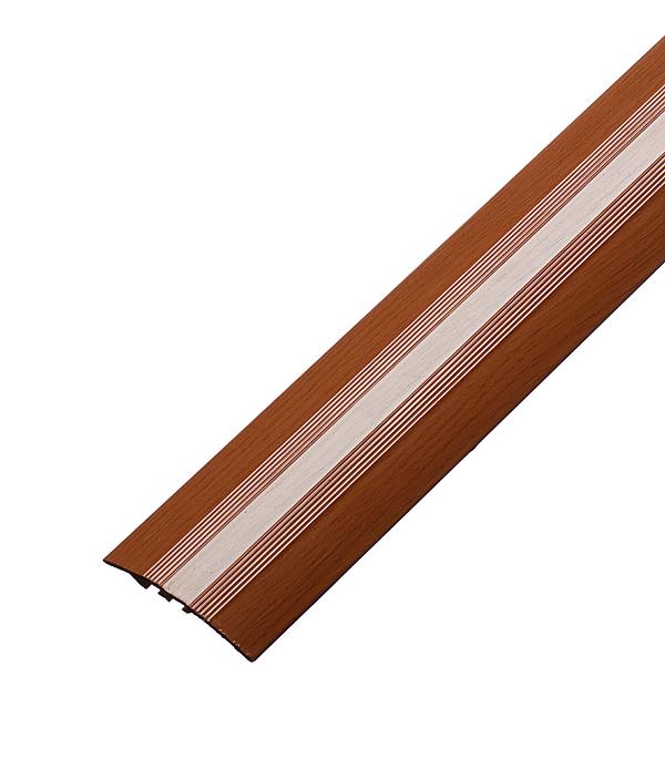 Порог разноуровневый 40х900 мм перепад до 8 мм Вишня стоимость
