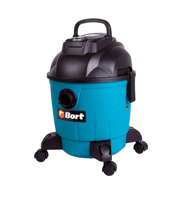 Пылесос хозяйственный Bort BSS-1218 1200 Вт 18 л цена и фото