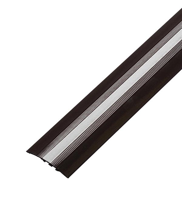 Порог разноуровневый 40х900 мм перепад до 8 мм Венге стоимость