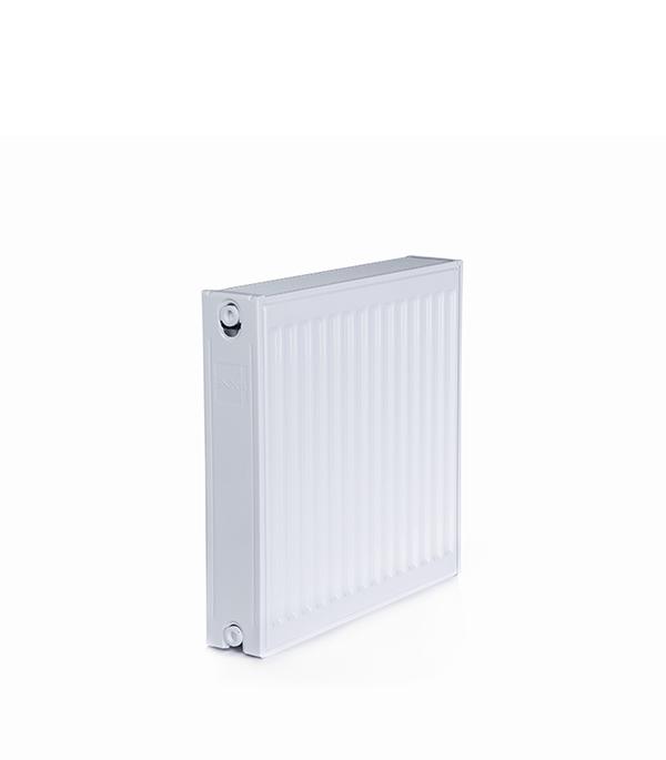 Радиатор стальной панельный тип 11 AXIS 500х500 мм 1/2 боковое подключение биметаллический радиатор rifar рифар b 500 нп 10 сек лев кол во секций 10 мощность вт 2040 подключение левое
