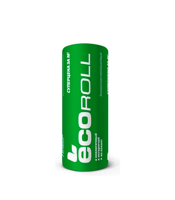 Утеплитель Knauf ЭКОРОЛЛ Термо Ролл 044 6800х1220х50 мм 16,6 кв.м. цена