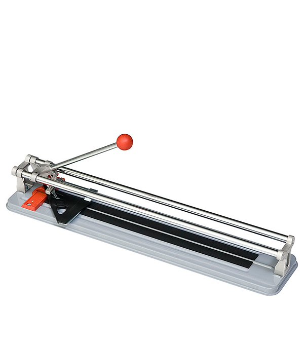 Плиткорез Rubi Practic-50 500 мм с боковым упором плиткорез ручной rubi 650 мм