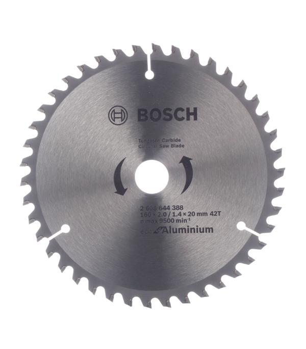 цена на Диск пильный универсальный Bosch Multi ECO 160х42х20/16 мм