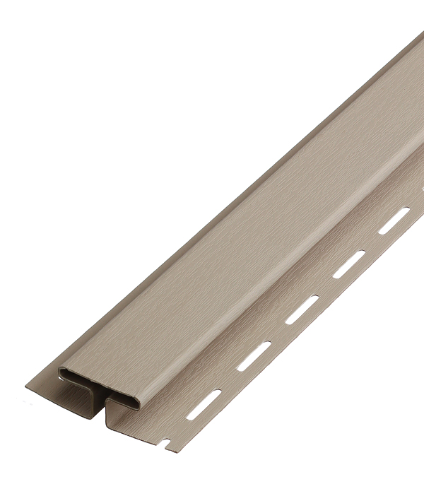 Н-профиль соединительный Vinyl-On 3050 мм сандаловое дерево профиль д панелей пвх соединительный 3м белый