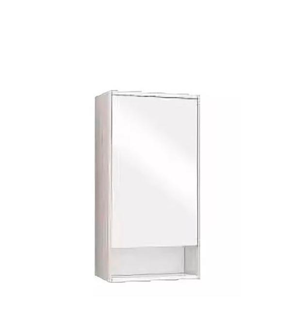 цены Зеркальный шкаф АКВАТОН Рико 650 мм ясень/белый