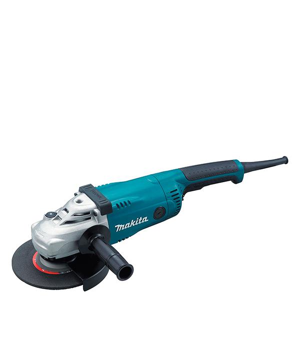 Шлифмашина угловая (УШМ) Makita GA9020 2200 Вт 230 мм шлифмашина угловая 9069 2000 вт 230 мм болгарка makita