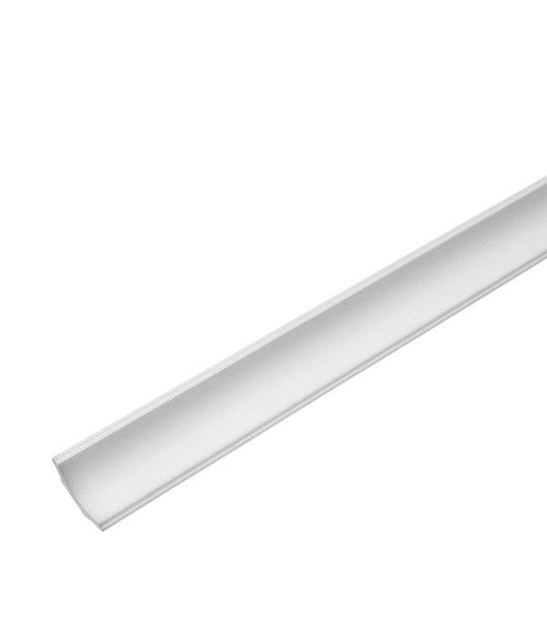 Купить Плинтус из пенополистирола Solid С15/40 38х38х2000 мм, Белый, Вспененный полистирол