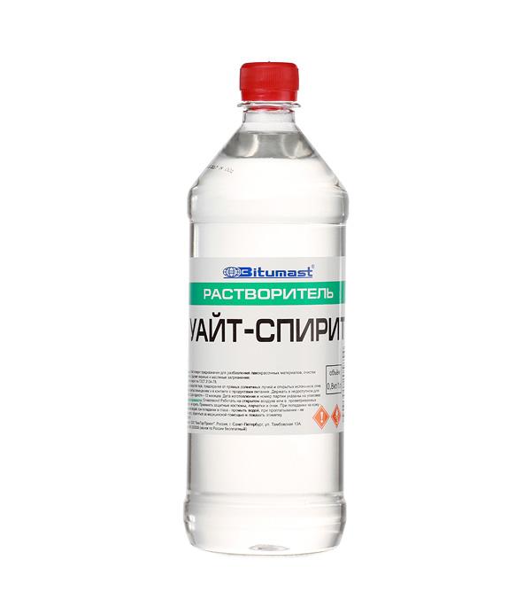 Уайт-спирит Bitumast ГОСТ 0,8 кг/1 л обезжириватель bitumast 0 7 кг 1 л
