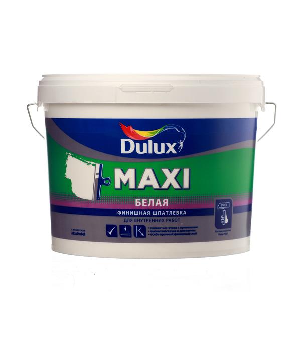 Шпаклевка финишная Dulux Maxi 10 л