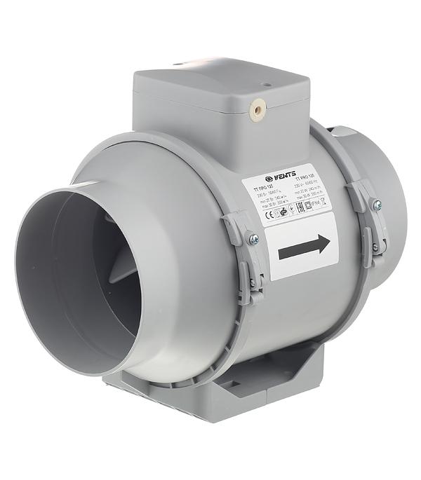 Вентилятор канальный центробежный d125 мм Вентс ТТ Про белый цена