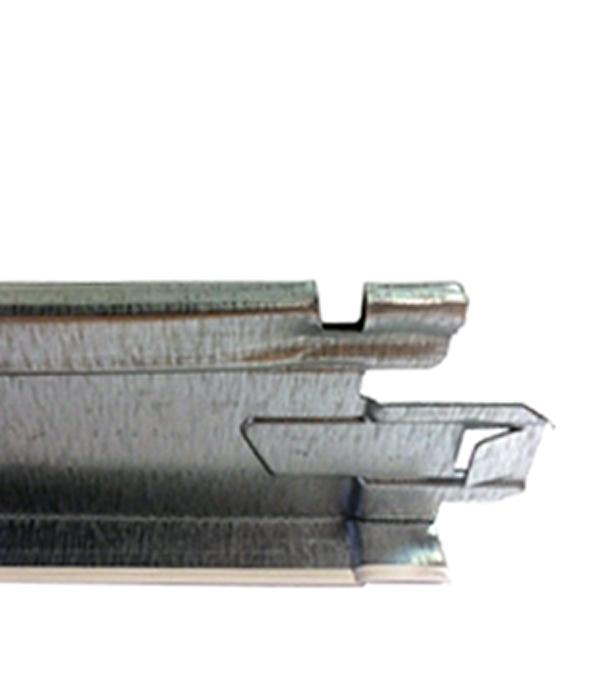 Купить Профиль к подвесному потолку T-24 Chicago Metallic 3, 6 м, Сталь