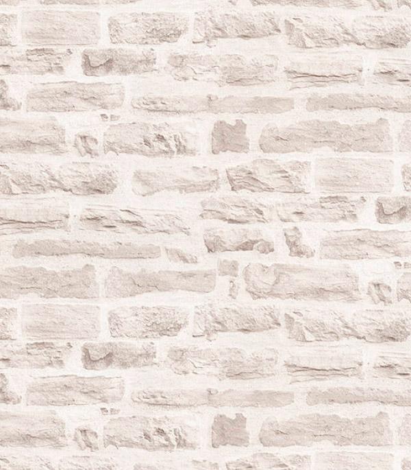 Купить Обои виниловые на флизелиновой основе А.С.Креацион Loft 1, 06х10 м 340834, A.S. Creation, Серый, Винил на флизелине