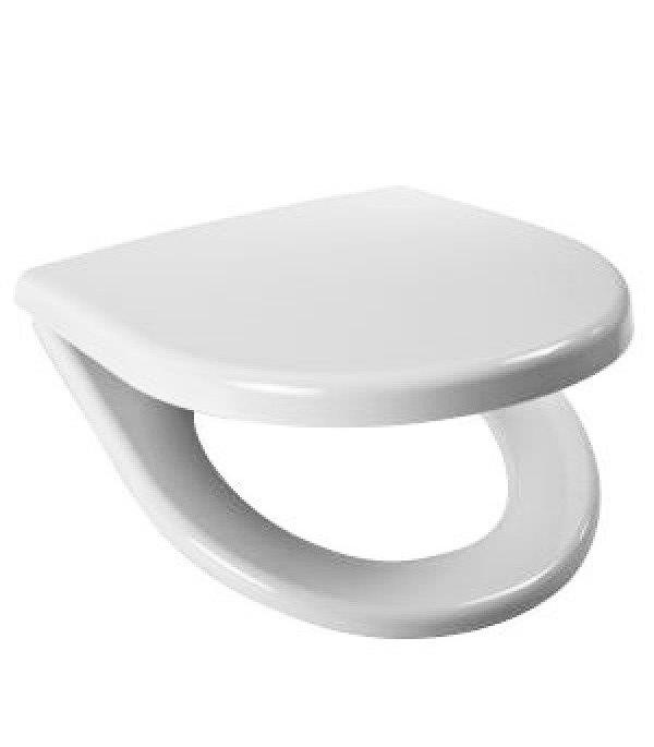 Сиденье для унитаза JIKA Baltik, дюропласт сиденье для унитаза jika baltik дюропласт