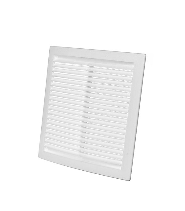 Вентиляционная решетка пластиковая Эра 200х200 мм