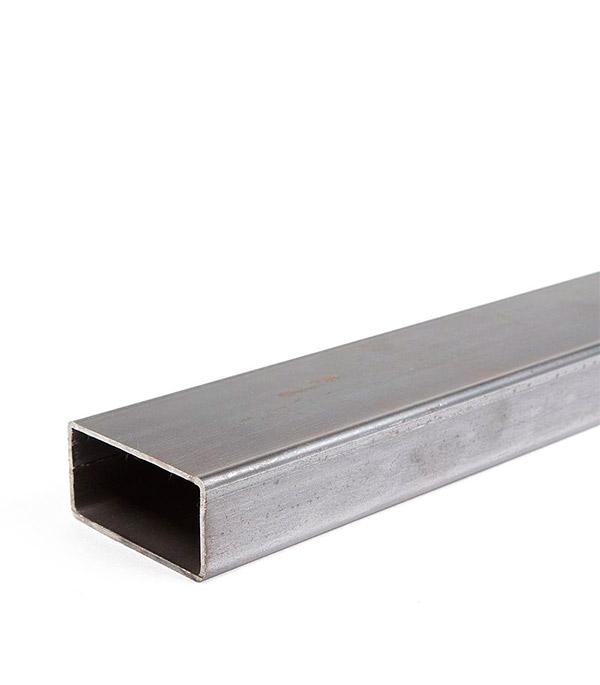 Труба профильная прямоугольная 40х20х2 мм 6 м металлопрокат труба профильная в спб